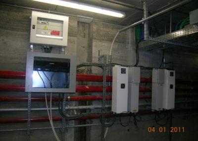Copertura GSM/UMTS multioperatore della Linea 1 Metropolitana di Torino