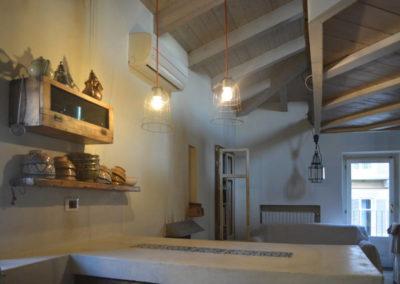 Casa in Borgo Po - Interni