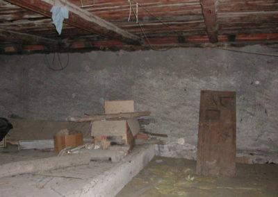 Maison du Village - Prima dei lavori