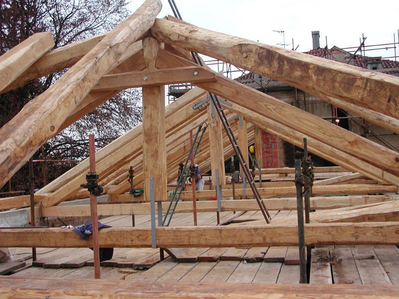 Villa giovine architettura mg3 progetti for Villa legno