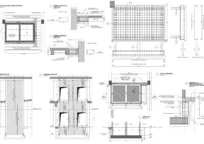 Supermercato GS di Sanremo Bussana IM - Progetto