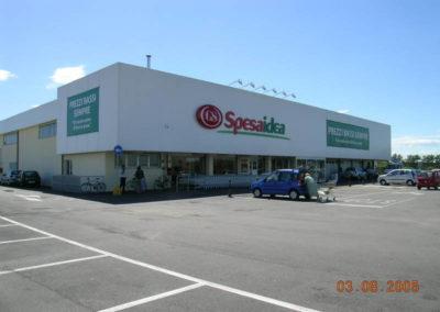 Supermercato GS di Lonate Pozzolo VA