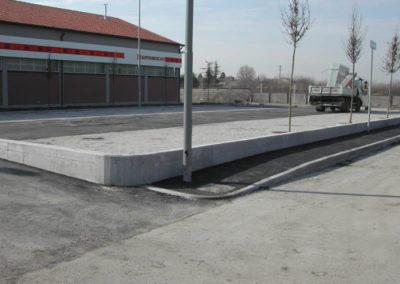 Supermercato GS di Mantova Borgochiesanuova_Progetto - Opere di urbanizzazione