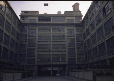 Lingotto - Cortile interno