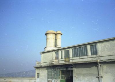 Lingotto - Traversa centrale