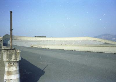 Lingotto - Curva parabolica